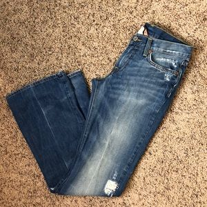 Lucky Brand Sweet N Low Distressed Jeans Size 4/27